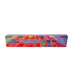 Тесто для лепки герои в масках 6 цветов Росмэн 33354