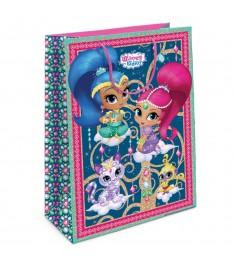 Пакет подарочный шиммер и шайн 25х9х35 см подарочные пакеты Росмэн 33686