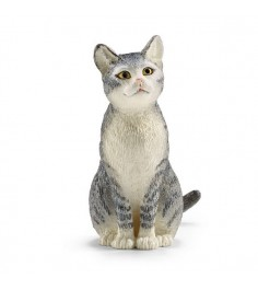 Фигурка Schleich Farm World Кошка высота 4.5 см 13771