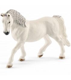 Фигурка Schleich Horse Club Липпицианская кобыла длина 14.4 см 13819/12358