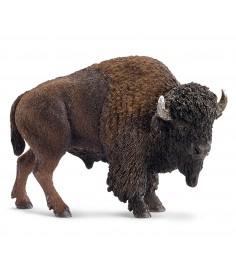 Фигурка Schleich Wild Life Американский бизон длина 10.9 см 14714