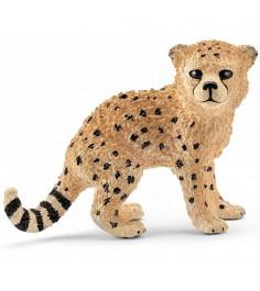 Фигурка Schleich Wild Life Детеныш гепарда длина 4.3 см 14747