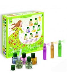 Набор для творчества Sentosphere Салон парфюм Весенние цветы 142
