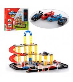 Игровой набор parking lot гараж Shantou Gepai 1512I160