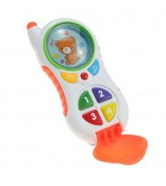 Развивающая игрушка телефон звук Shantou Gepai B1296276