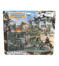 Игровой набор военный Shantou Gepai 114-200