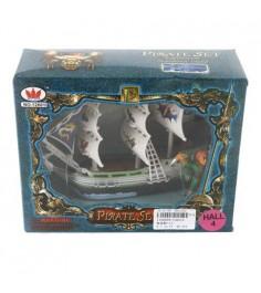 Игровой набор пиратский корабль Shantou Gepai 12601A