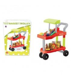 Игровой набор передвижной супермаркет Shantou Gepai 14053