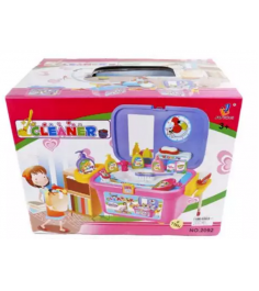 Игровой набор для уборки cleaner Shantou Gepai 2092