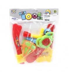 Игровой набор инструментов tool 5 предметов Shantou Gepai 238-23A