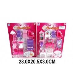 Набор мебели для куколки Shantou Gepai 4313