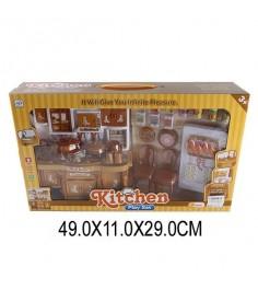 Кухонная мебель с аксессуарами коричн Shantou Gepai 5828-3B