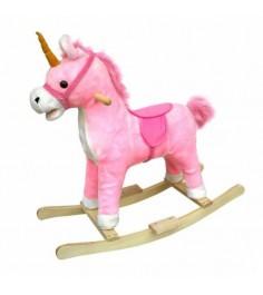 Детская качалка лошадка звук 74 см Shantou Gepai 61837