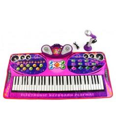 Музыкальный коврик волшебное пианино 99 х 45 см Shantou Gepai 631229