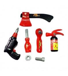 Игровой набор инструментов пожарный Shantou Gepai 638-13A