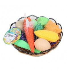 Игровой набор овощная корзинка Shantou Gepai 723