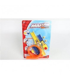 Автотрек для машин max speed gears с механическим запуском Shantou Gepai 8112