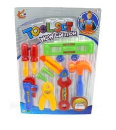 Набор инструментов tool set 12 предметов Shantou Gepai 821-13