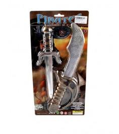 Игровой набор пираты 3 предмета Shantou Gepai 8711B