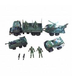 Игровой набор вооруженные силы 10 предметов Shantou Gepai ABC002-3