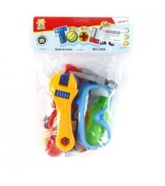 Набор игрущечных инструментов tool Shantou Gepai C002-10