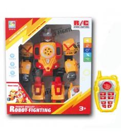 Игрушка р/у боевой робот Shantou Gepai KD-8811A