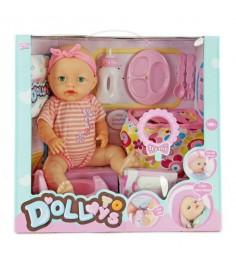 Кукла функц я 40 см пьет и писает Shantou Gepai LD9810A