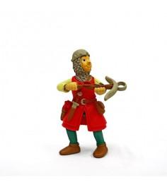 Фигурка средневековый воин с арбалетом Shantou Gepai LX Z4