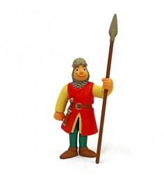 Фигурка средневековый рыцарь с копьем Shantou Gepai LX Z5