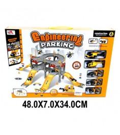 Паркинг стройплощадка 3 уровня Shantou Gepai P668-11