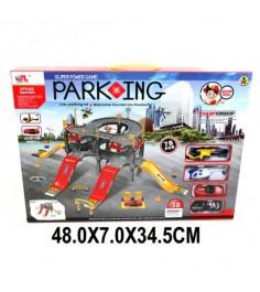 Паркинг мой город 3 уровня Shantou Gepai P668-12