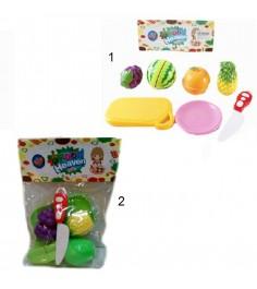Набор продуктов для резки food heaven с посудой Shantou Gepai RZ910-7