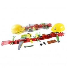 Набор игрушечных инструментов с каской и поясом Shantou Gepai SY992-1/2