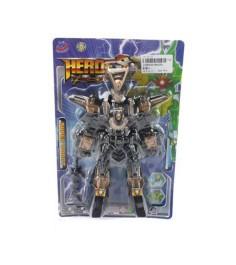 Робот трансформер heroes Shantou Gepai W902B1