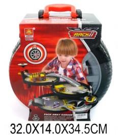 Парковка 3 уровня чемоданчик колесо Shantou Gepai WY201