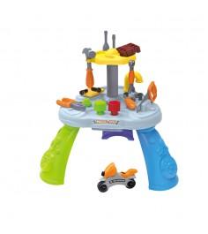 Набор игрушечных инструментов magic tool со столиком Shantou Gepai Y15230027