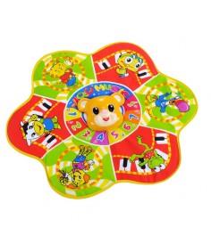 Музыкальный коврик мишка Shantou Gepai YQ2935