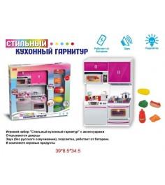 Стильный кухонный гарнитур Shantou Gepai ZYB-B1432-8