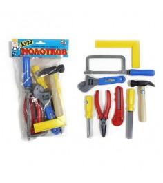 Набор игрушечных инструментов кузя молотков Shantou Gepai ZYK-021C-4