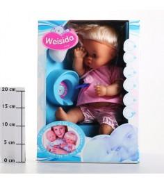 Кукла weisida с горшком и аксессуарами Shenzhen toys Д56094