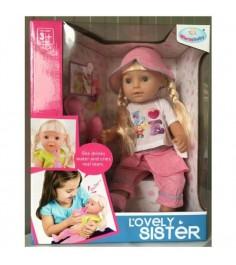 Функциональная кукла lovely sister с аксессуарами Shenzhen toys Д87058