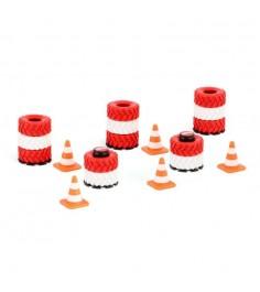 Набор дорожные знаки Siku 6854