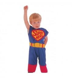 Карнавальный костюм супермен 3 4 года Snowmen Е51263