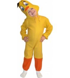 Карнавальный костюм утенок 4 6 лет Snowmen Е6330-1