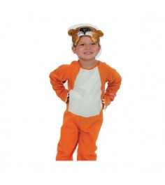 Карнавальный костюм львенок 3 4 года Snowmen Е70834-2