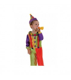 Карнавальный костюм клоун 1 2 года Snowmen Е70835-1