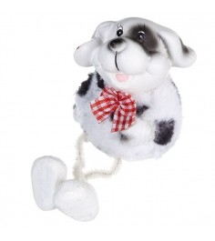 Фигурка сувенир собака 6.5 см Snowmen Е96452