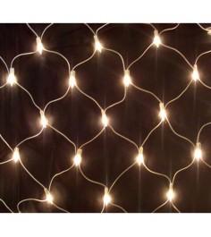 Электрическая гирлянда сетка 320 лампочек 230 х 180 см Snowmen Е96509