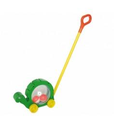 Игрушка Спектр каталка на палке Черепаха У512