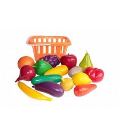 Набор Спектр Фрукты и овощи в корзине У758